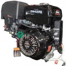 Двигатель бензиновый DAMAN 17 FD с эл. стартером